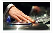 DJ (Audio & Visual)