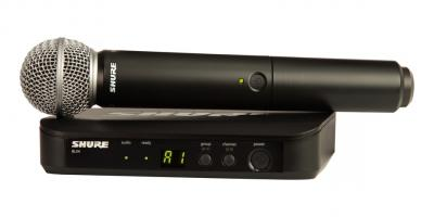 Shure PG58 Wireless Microphone